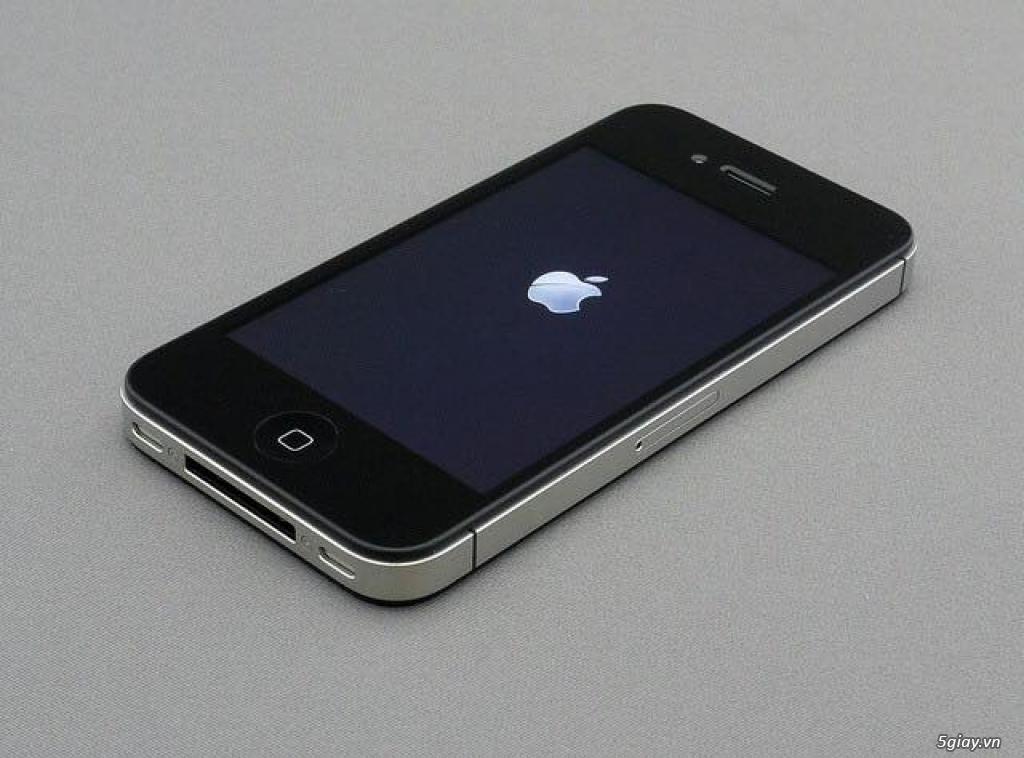 iphone 4s quốc tế đen 8g tặng sạc cáp . máy zin all chưa sửa chữa - 3