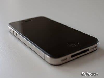 iphone 4s quốc tế đen 8g tặng sạc cáp . máy zin all chưa sửa chữa - 2