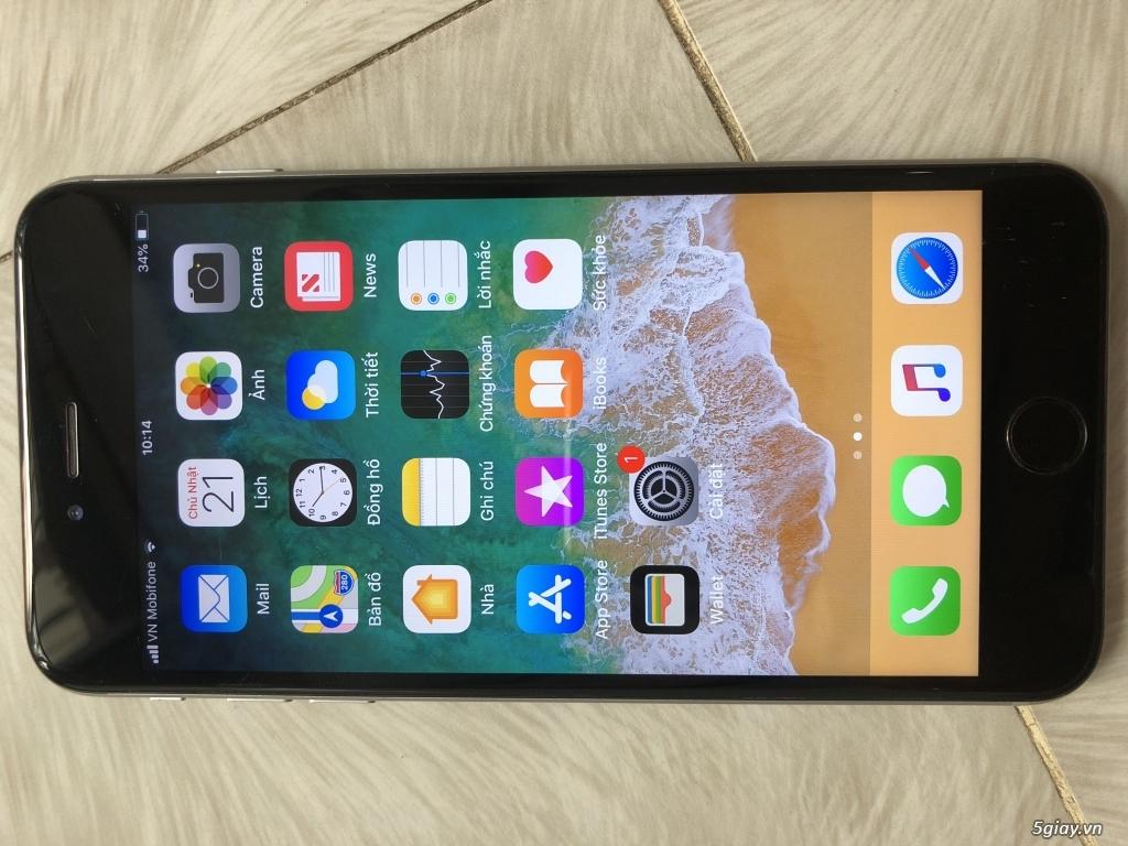 Cần đổi đt iphone 6s plus 32gb ko vân tay - 3