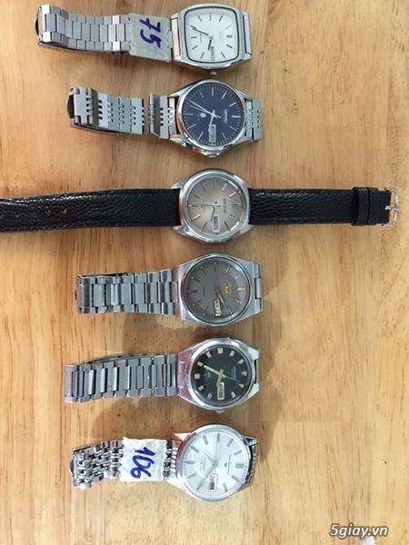 Đồng hồ Seiko Automatic - Seiko Quartz