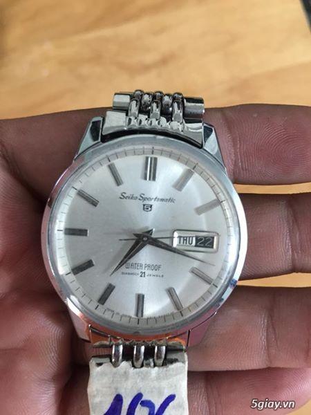 Đồng hồ Seiko Automatic - Seiko Quartz - 1