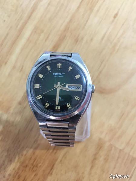 Đồng hồ Seiko Automatic - Seiko Quartz - 3