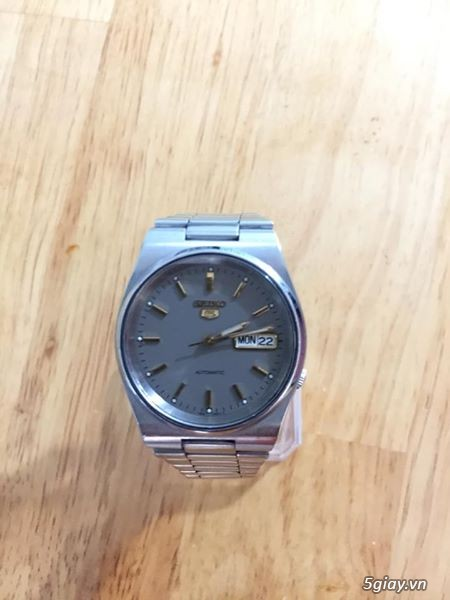 Đồng hồ Seiko Automatic - Seiko Quartz - 2