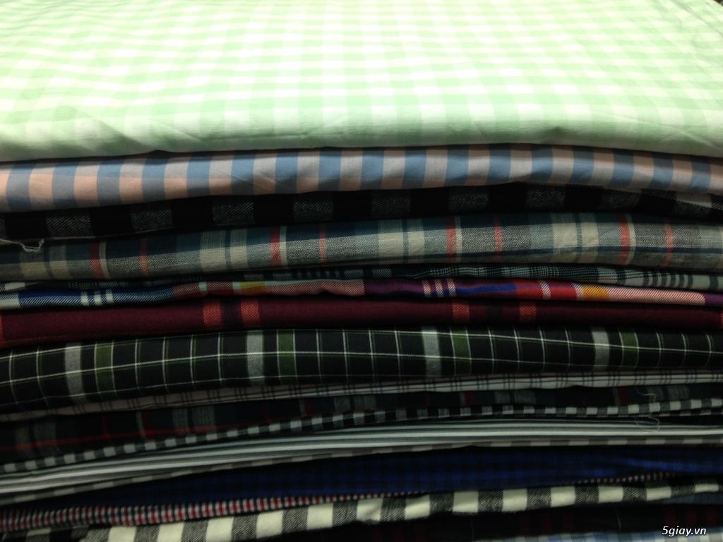 Cửa hàng vải áo sơ mi, vải Kate của An Phước - Sỉ & Lẻ ở Phường 5 Q8