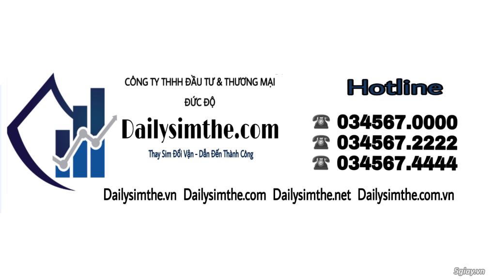 : Www.Dailysimthe.com Tổng hợp sim ngũ quý, tứ quý, tam hoa, giá rẻ...
