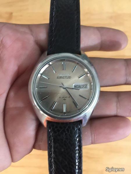 Đồng hồ Seiko Automatic - Seiko Quartz - 4