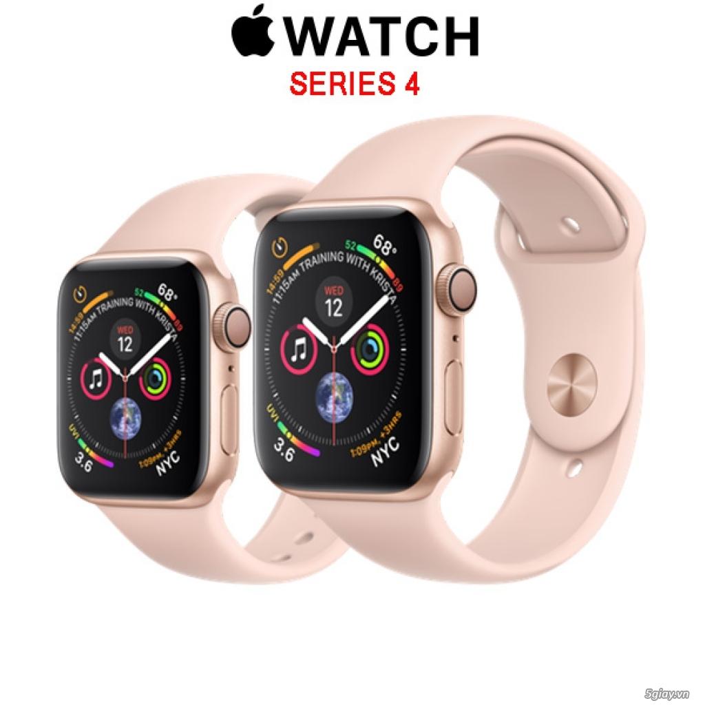Apple Watch Series 4 40mm và 44mm sealbox bảo hành 12 tháng - 16