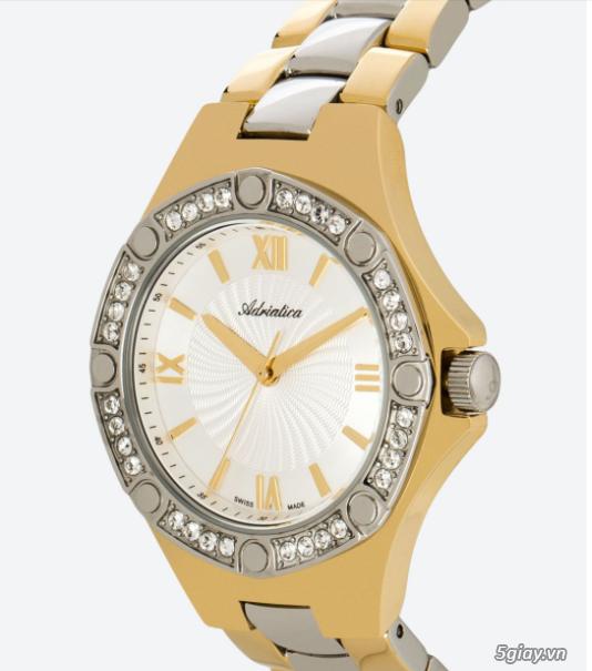 Đồng hồ nữ thương hiệu Adriatica-Thụy Sỹ - 2