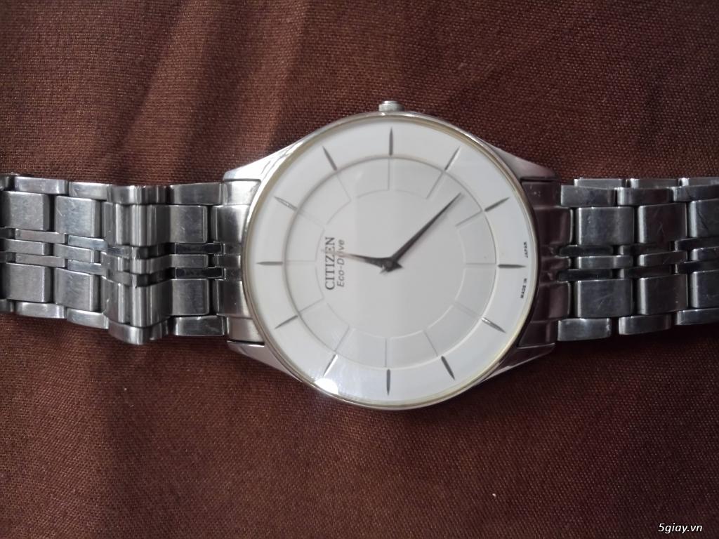 Đồng hồ Tissot auto,Titoni auto,Longines pin.Đang xài cần bán - 17