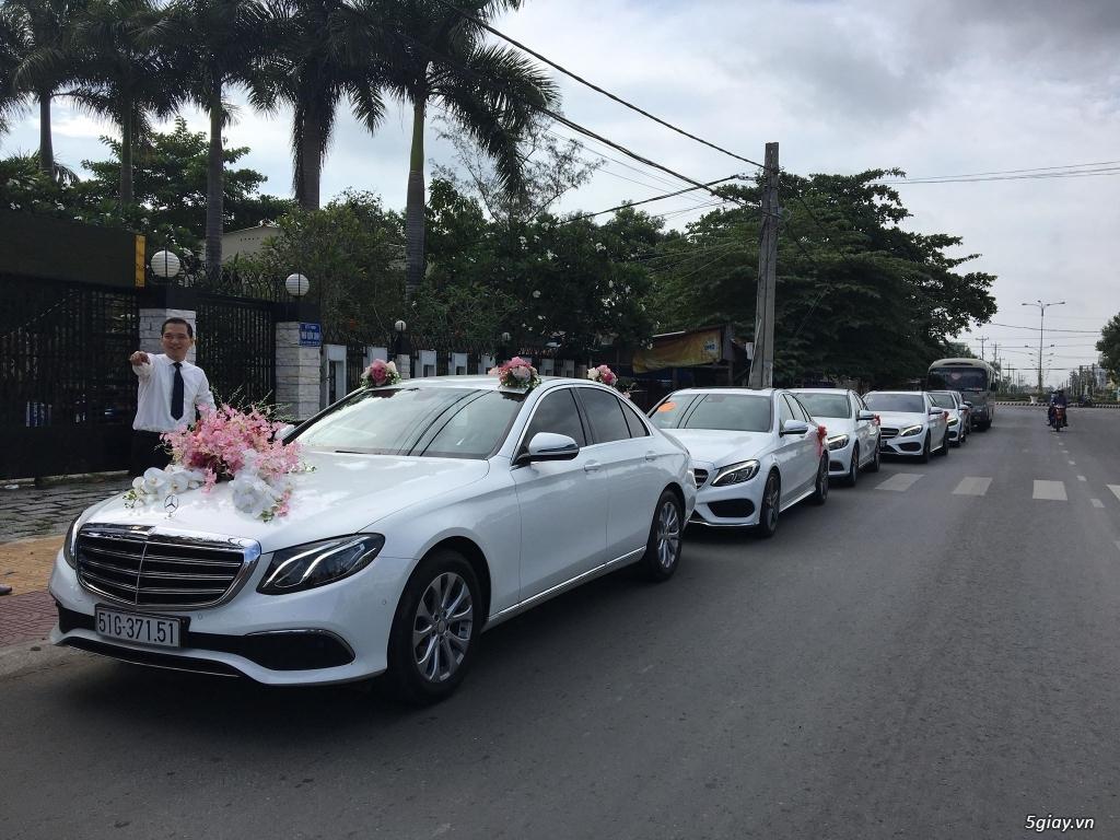 Chuyên cho thuê xe hoa, xe rước dâu Mercedes BMW Camry giá tốt xe đẹp - 31