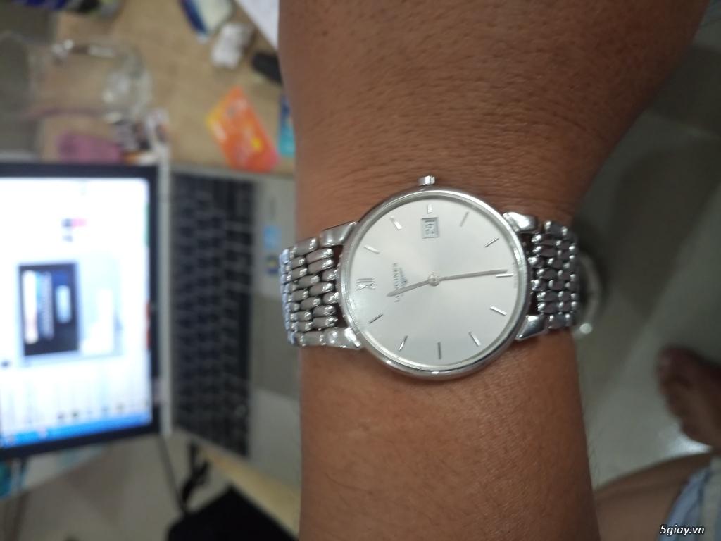 Đồng hồ Tissot auto,Titoni auto,Longines pin.Đang xài cần bán