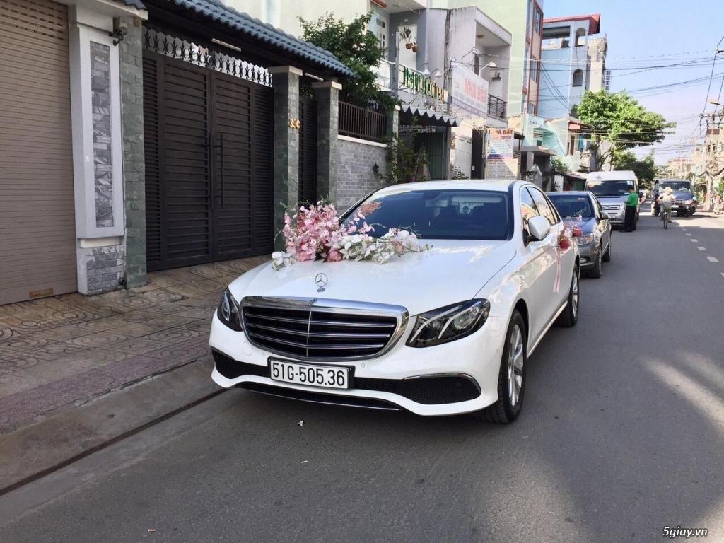 Chuyên cho thuê xe hoa, xe rước dâu Mercedes BMW Camry giá tốt xe đẹp - 20