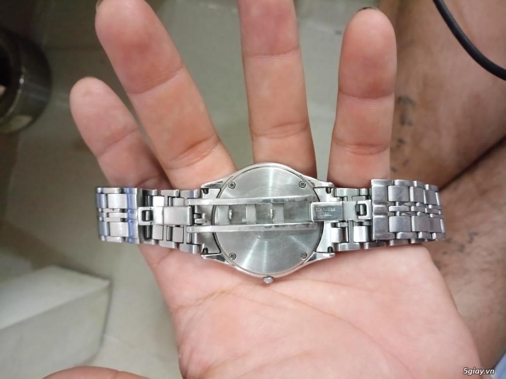 Đồng hồ Tissot auto,Titoni auto,Longines pin.Đang xài cần bán - 15
