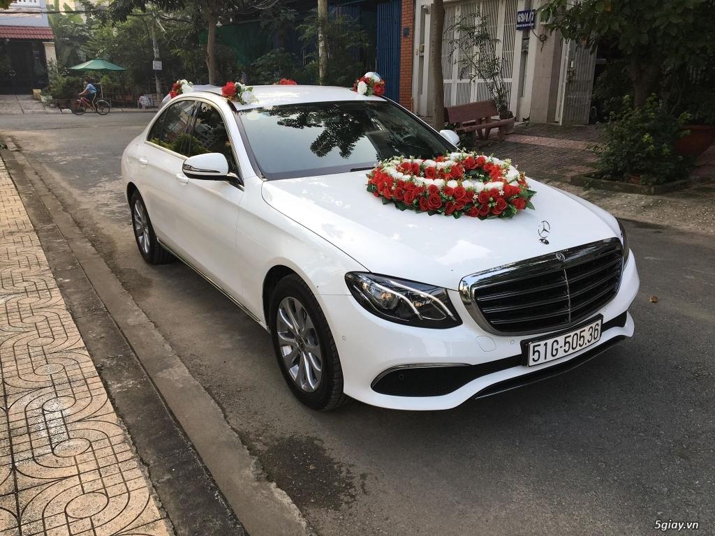 Chuyên cho thuê xe hoa, xe rước dâu Mercedes BMW Camry giá tốt xe đẹp - 27