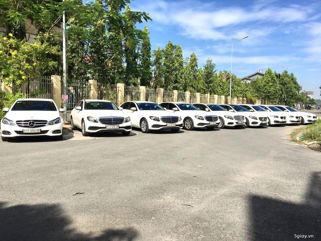 Chuyên cho thuê xe hoa, xe rước dâu Mercedes BMW Camry giá tốt xe đẹp - 15