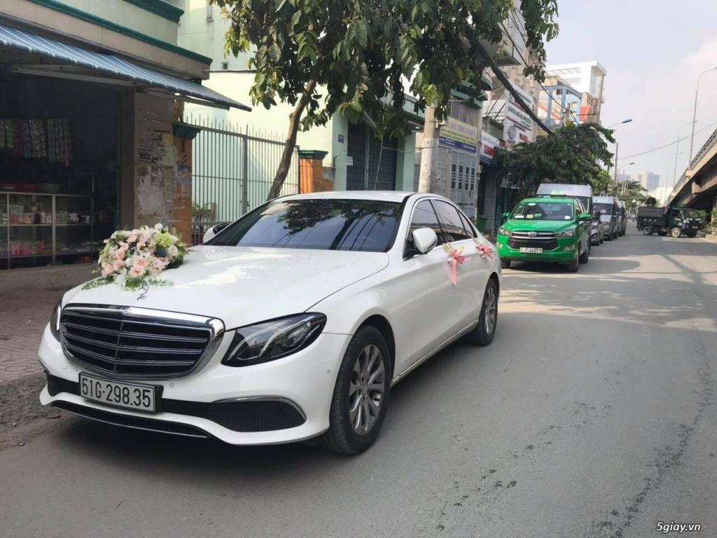 Chuyên cho thuê xe hoa, xe rước dâu Mercedes BMW Camry giá tốt xe đẹp - 21