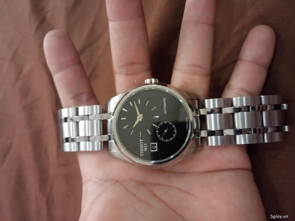 Đồng hồ Tissot auto,Titoni auto,Longines pin.Đang xài cần bán - 6