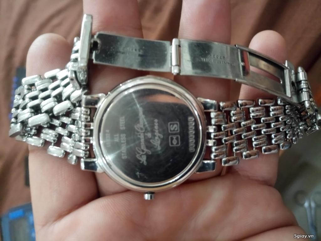 Đồng hồ Tissot auto,Titoni auto,Longines pin.Đang xài cần bán - 1