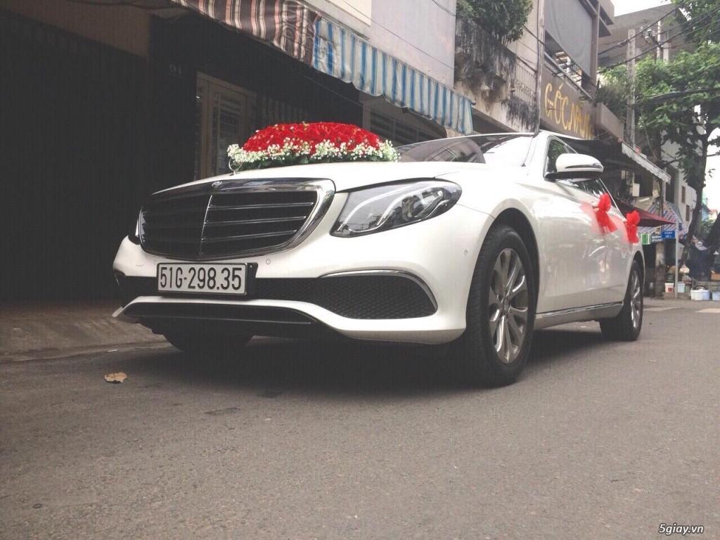 Chuyên cho thuê xe hoa, xe rước dâu Mercedes BMW Camry giá tốt xe đẹp - 28