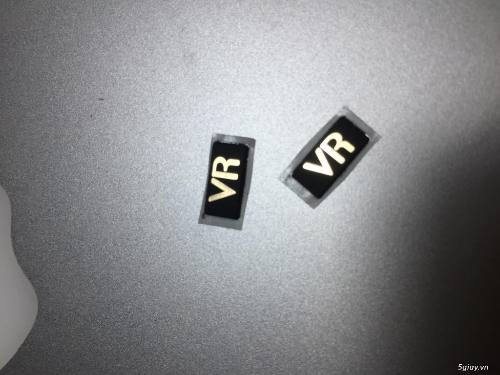 Tem chử VR cho lens Nikon dòng DSRL