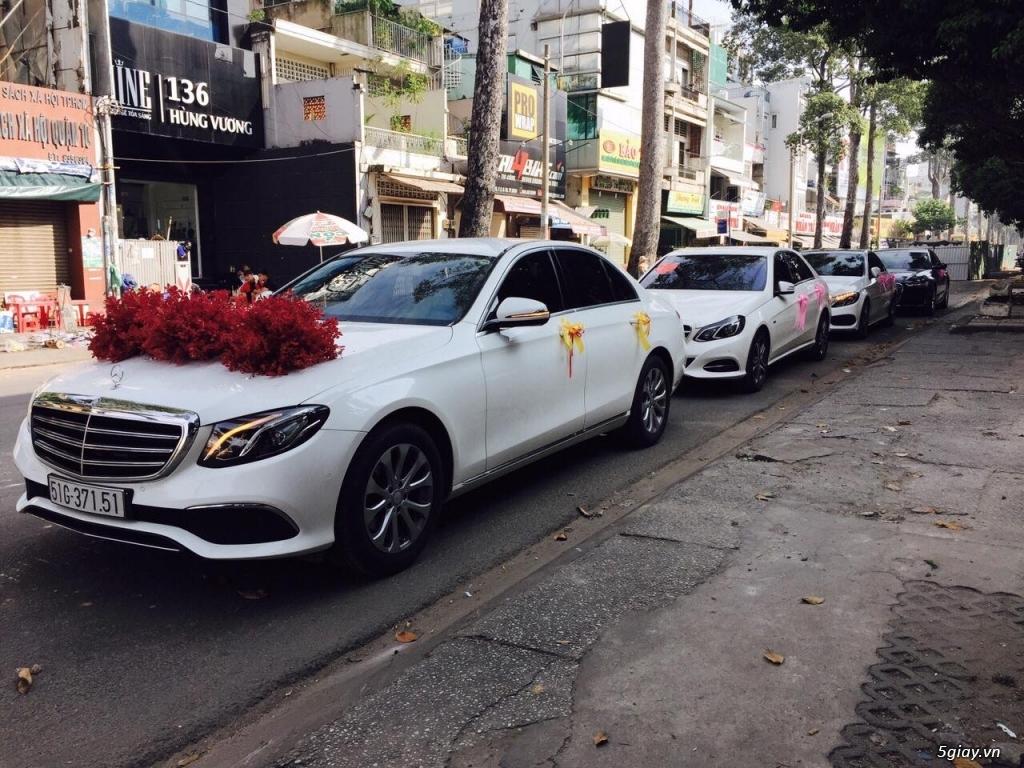 Chuyên cho thuê xe hoa, xe rước dâu Mercedes BMW Camry giá tốt xe đẹp - 24