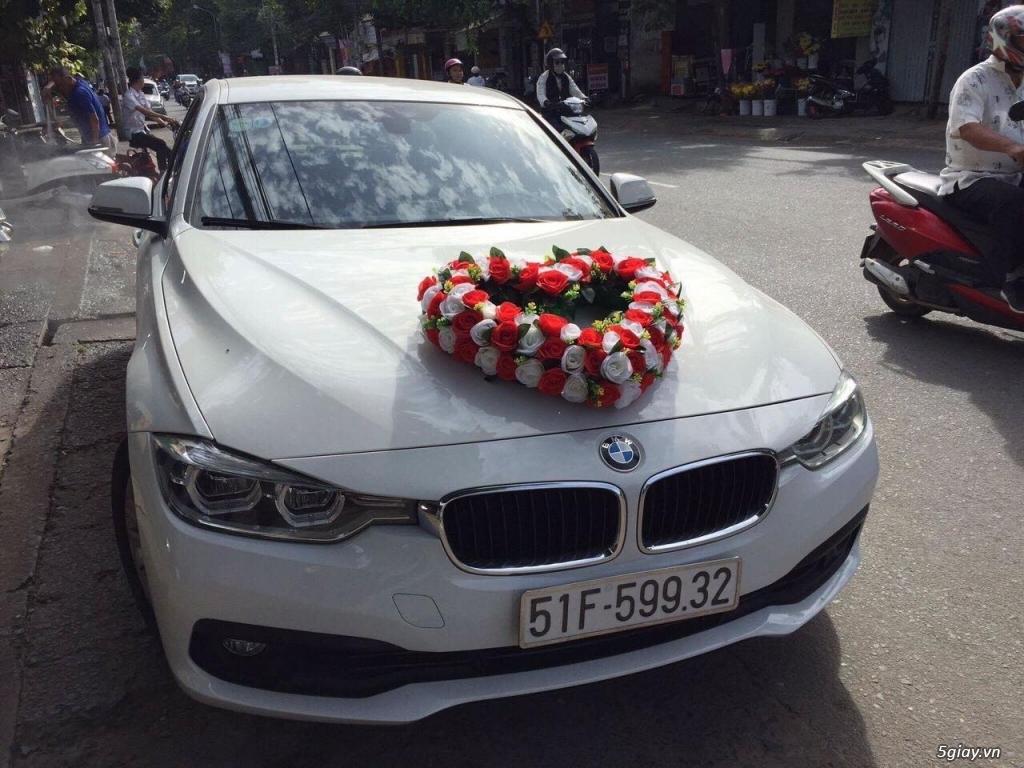 Chuyên cho thuê xe hoa, xe rước dâu Mercedes BMW Camry giá tốt xe đẹp - 29