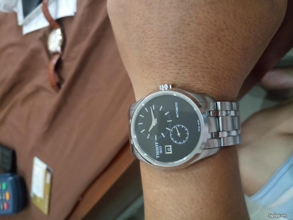 Đồng hồ Tissot auto,Titoni auto,Longines pin.Đang xài cần bán - 7