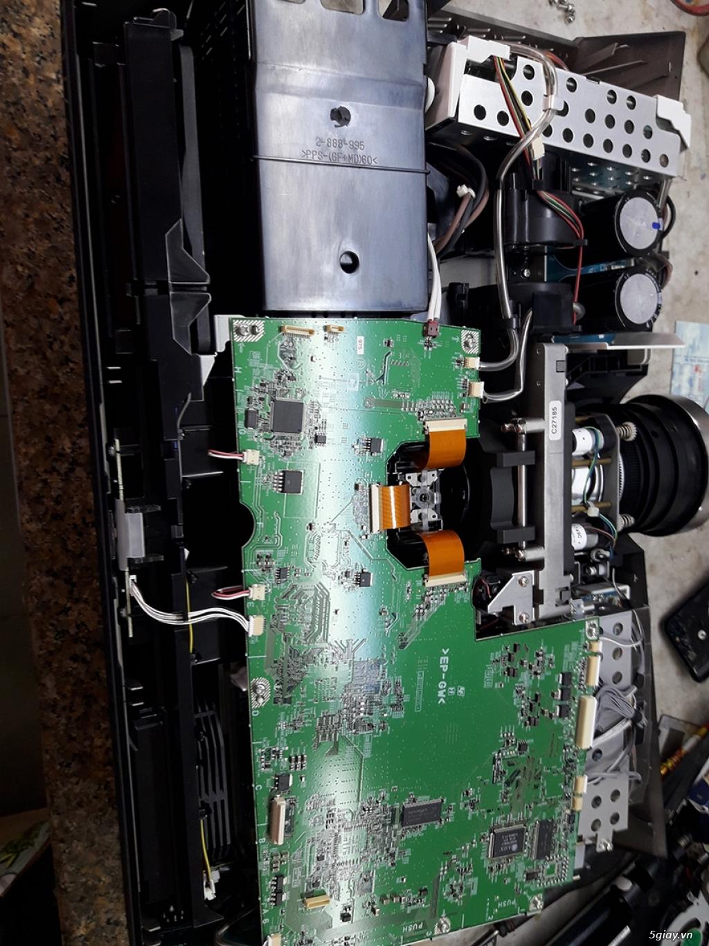 máy chiếu đình đám 1 thời sony vpl-fx41 - 2