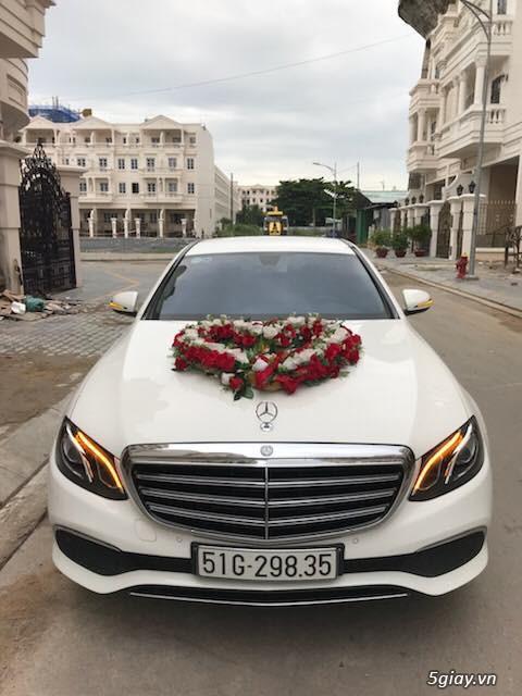 Chuyên cho thuê xe hoa, xe rước dâu Mercedes BMW Camry giá tốt xe đẹp - 17