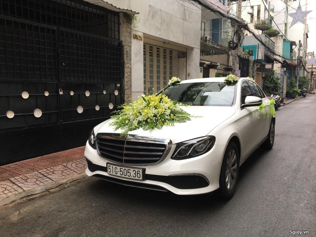 Chuyên cho thuê xe hoa, xe rước dâu Mercedes BMW Camry giá tốt xe đẹp - 25
