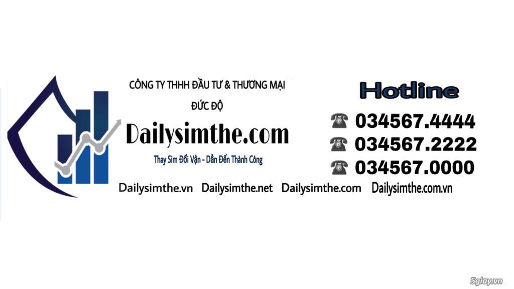 www.Dailysimthe.com Tổng hợp sim số đẹp, tứ quý, tam hoa, giá rẻ....