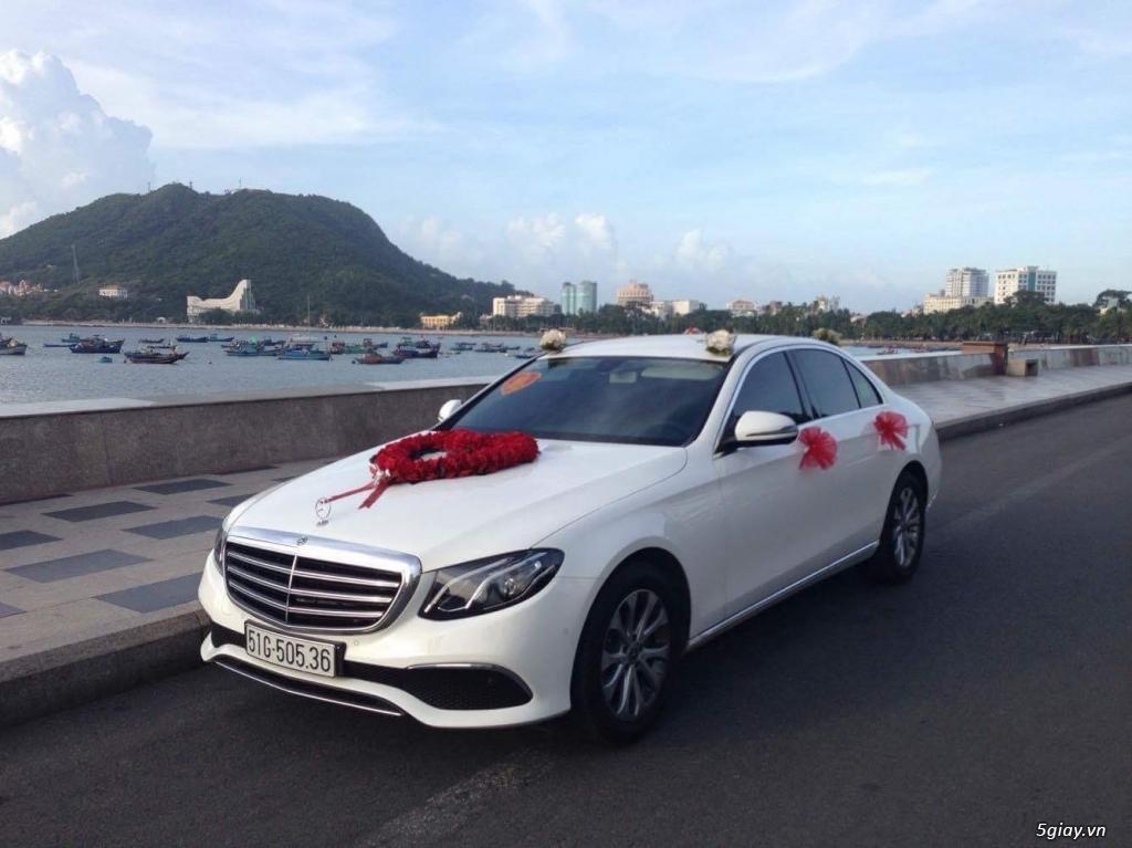 Chuyên cho thuê xe hoa, xe rước dâu Mercedes BMW Camry giá tốt xe đẹp - 16