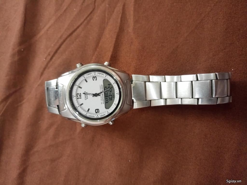 Đồng hồ Tissot auto,Titoni auto,Longines pin.Đang xài cần bán - 18