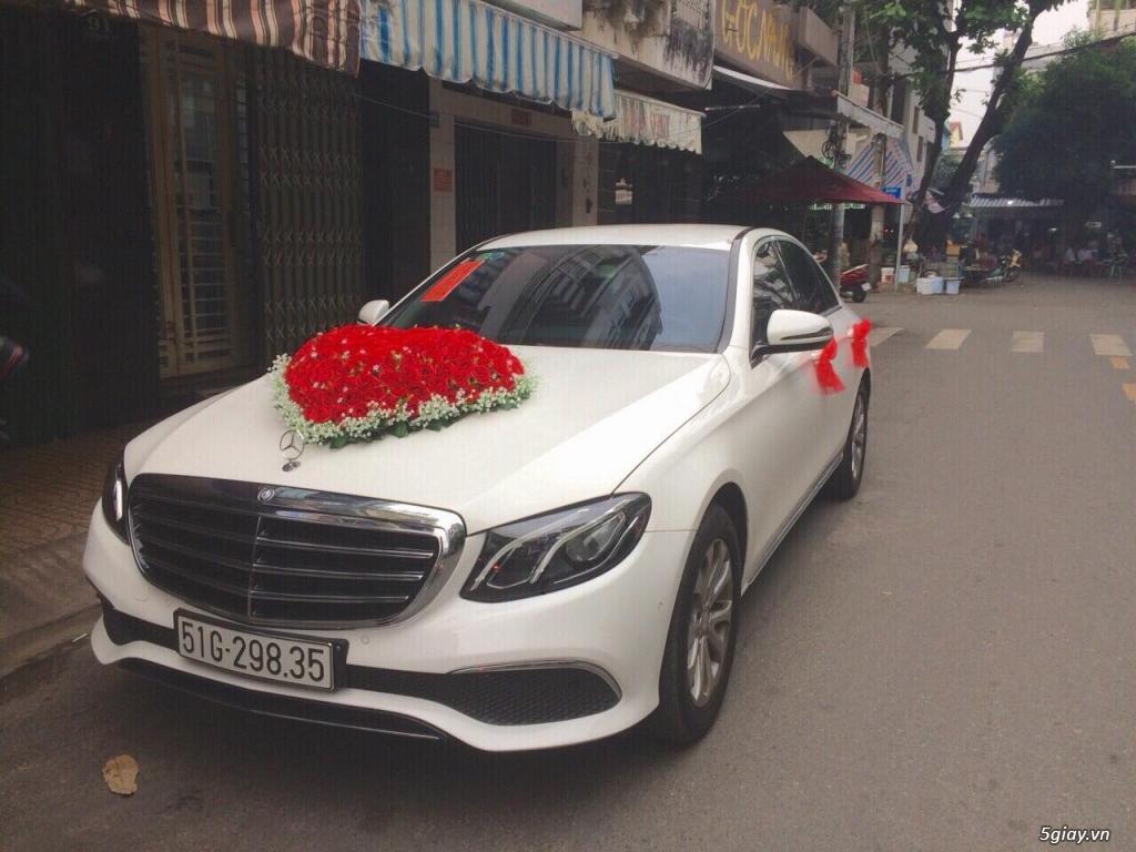 Chuyên cho thuê xe hoa, xe rước dâu Mercedes BMW Camry giá tốt xe đẹp - 33