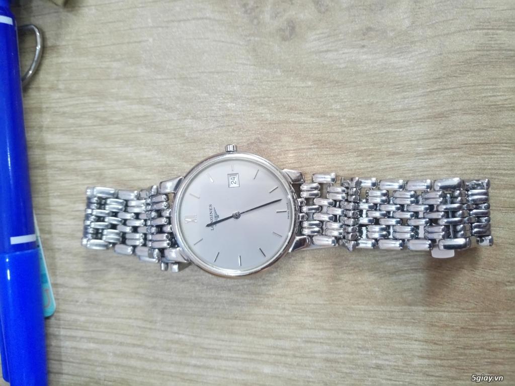 Đồng hồ Tissot auto,Titoni auto,Longines pin.Đang xài cần bán - 3