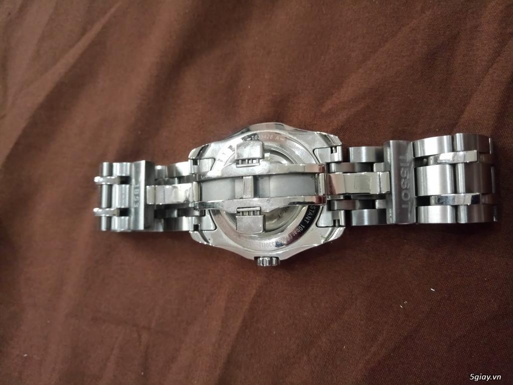 Đồng hồ Tissot auto,Titoni auto,Longines pin.Đang xài cần bán - 9