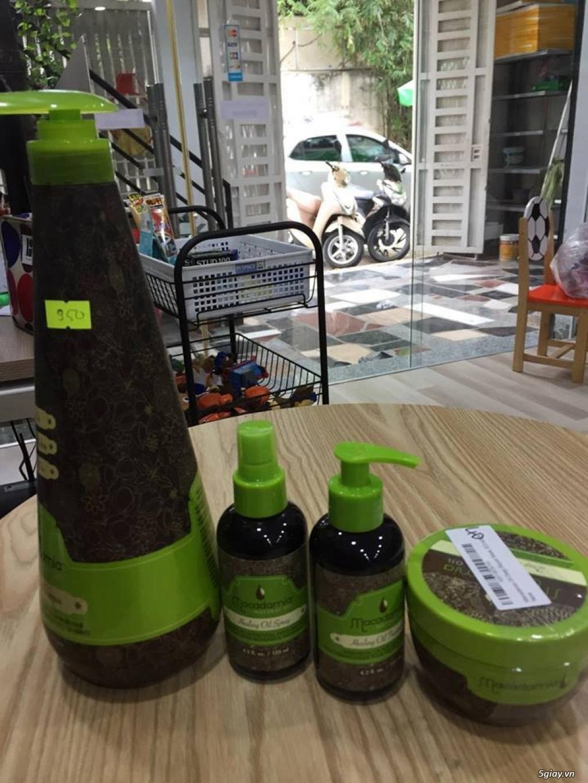 Tinh dầu dưỡng tóc macadamia, xách tay từ mỹ