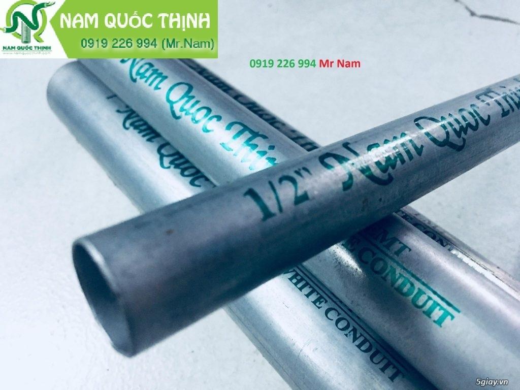 Nam Quốc Thịnh cung cấp ống thép luồn dây điện trơn