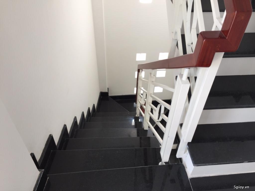 Bán nhà đẹp 2018 DT 5,5x10m đúc 3 lầu SHR,Phạm Ngũ Lão,P 7,Gò Vấp - 12