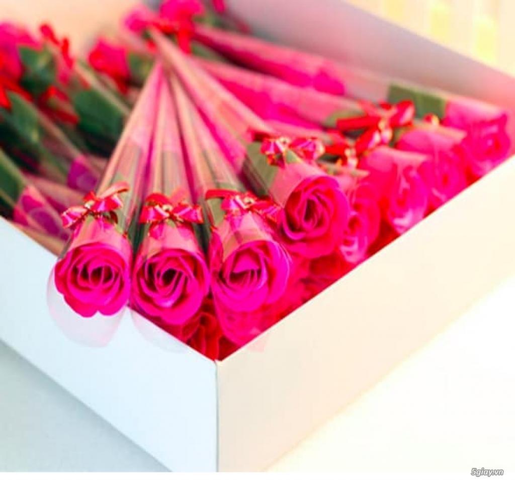 bán buôn bông hồng sáp thơm. giá sỉ 6k, sdt 0987 217 952 - 8
