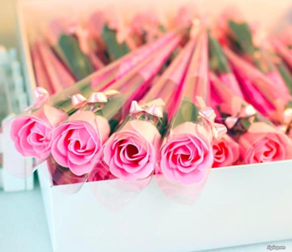 bán buôn bông hồng sáp thơm. giá sỉ 6k, sdt 0987 217 952 - 4