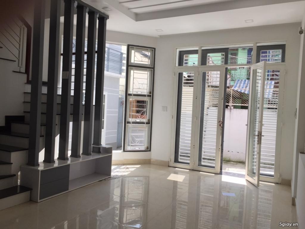 Bán nhà đẹp 2018 DT 5,5x10m đúc 3 lầu SHR,Phạm Ngũ Lão,P 7,Gò Vấp - 5