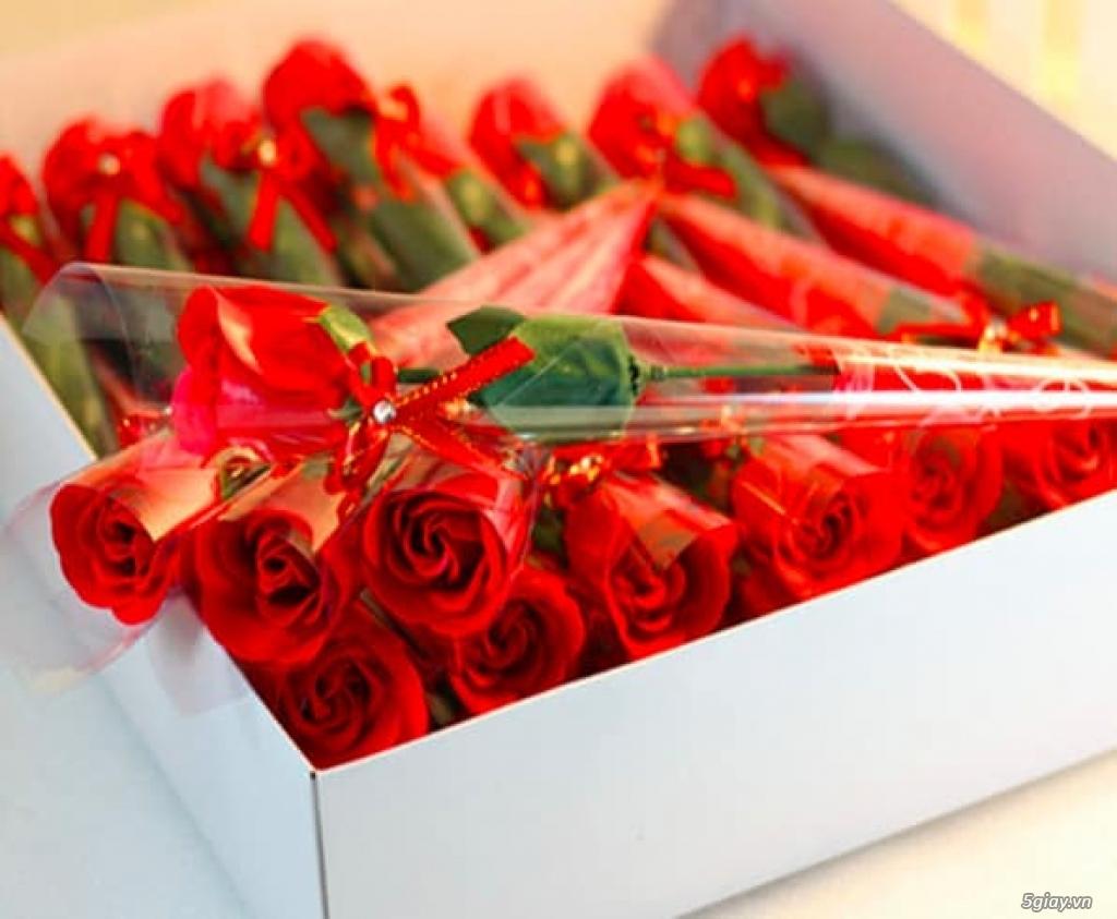 bán buôn bông hồng sáp thơm. giá sỉ 6k, sdt 0987 217 952 - 10