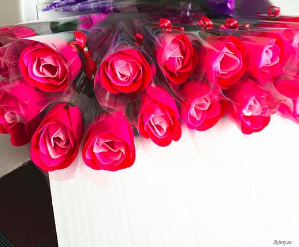 bán buôn bông hồng sáp thơm. giá sỉ 6k, sdt 0987 217 952 - 14