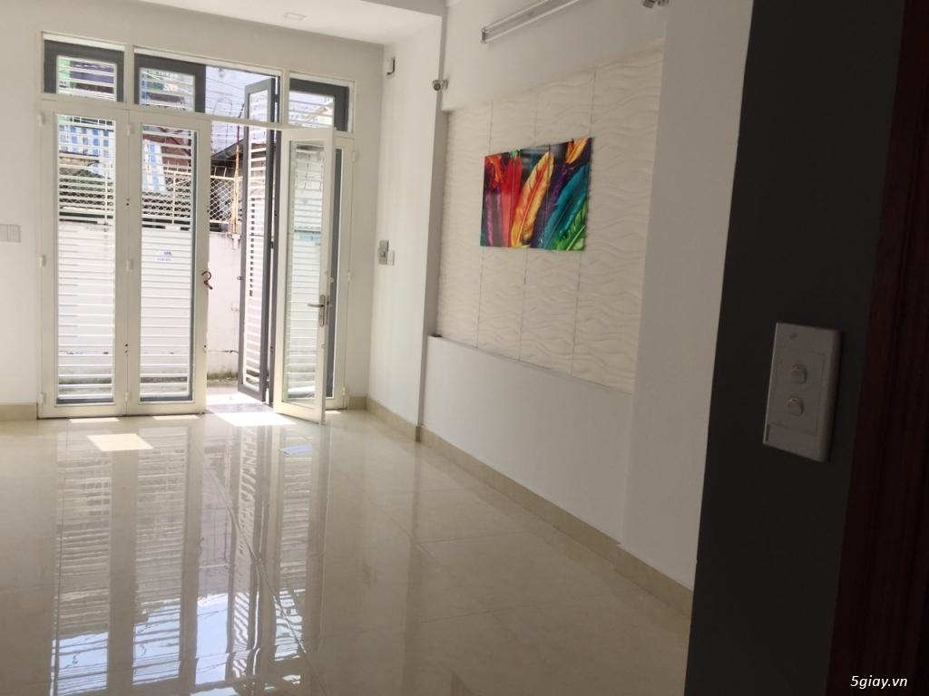 Bán nhà đẹp 2018 DT 5,5x10m đúc 3 lầu SHR,Phạm Ngũ Lão,P 7,Gò Vấp - 4