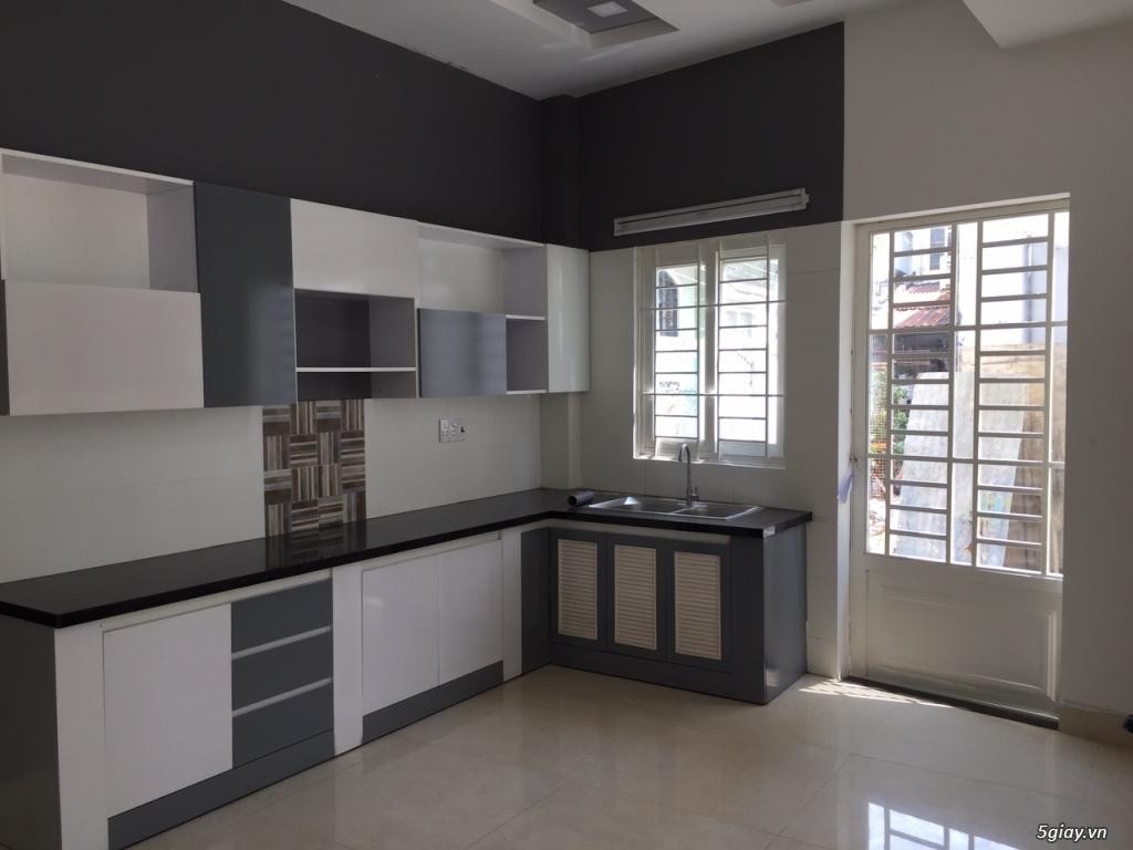 Bán nhà đẹp 2018 DT 5,5x10m đúc 3 lầu SHR,Phạm Ngũ Lão,P 7,Gò Vấp - 6