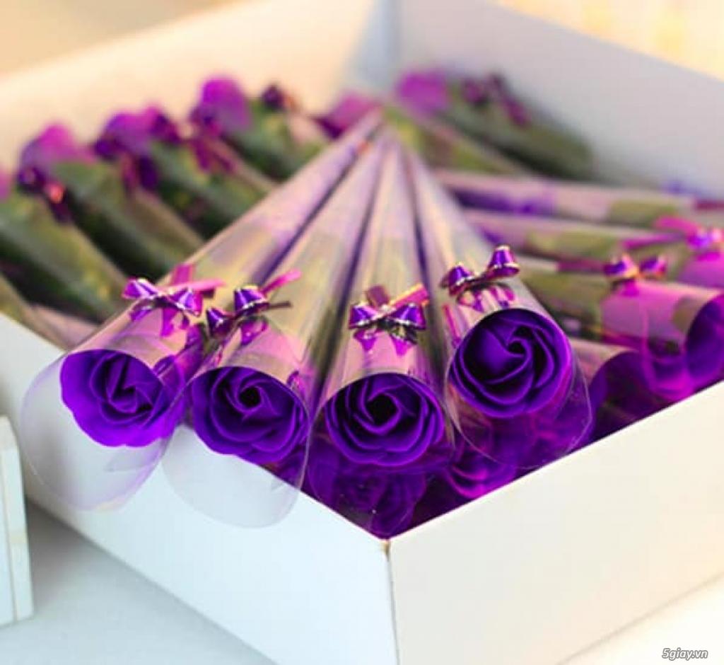 bán buôn bông hồng sáp thơm. giá sỉ 6k, sdt 0987 217 952 - 2