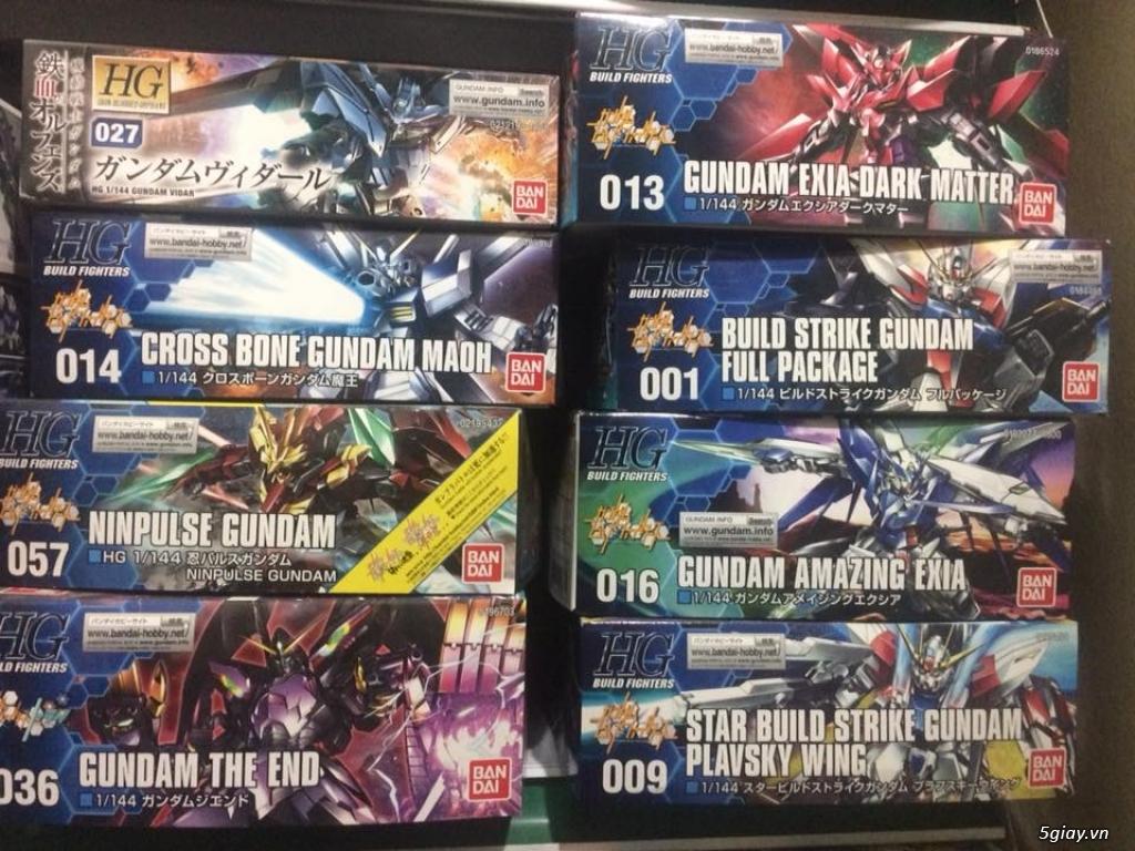 Đồ chơi Gundam đẹp, chính hãng gundamshop.vn - 2
