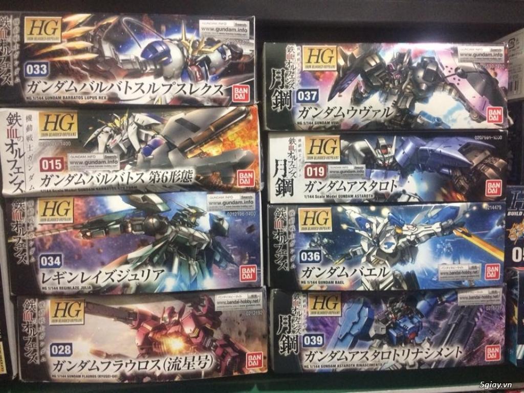 Đồ chơi Gundam đẹp, chính hãng gundamshop.vn - 4