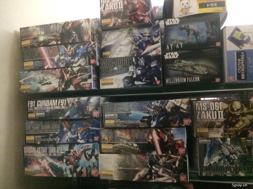 Đồ chơi Gundam đẹp, chính hãng gundamshop.vn - 3